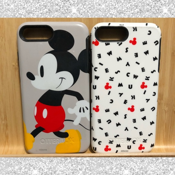 Otterbox Symmetry Mickey IPhone 7/8 Plus Cases